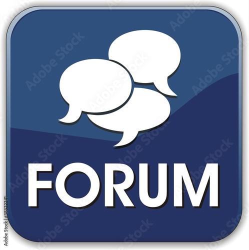 Photo  bouton forum