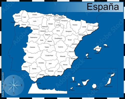 Mapa de España_3