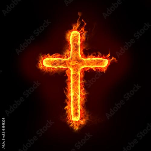 Foto christian cross