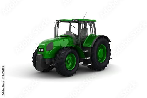 Fotografie, Obraz  Traktor