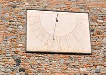 Old Sundial
