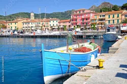 Cuadros en Lienzo in Porto Azzurro auf der Insel Elba