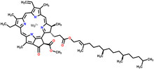 Chlorophyll A Structural Formula