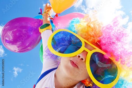 Fotobehang Carnaval Karneval
