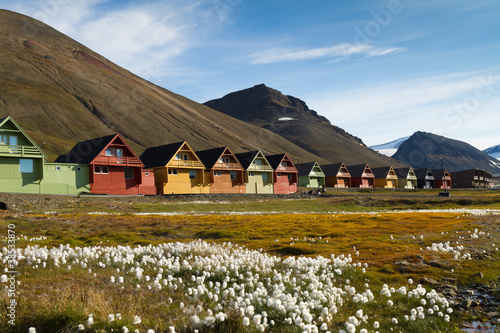 Fotografie, Obraz  Longyearbyen