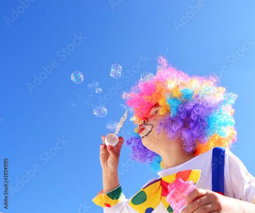 Keuken foto achterwand Carnaval Karneval