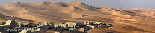 Dekoracja na wymiar desert-dunes-of-abu-dhabi