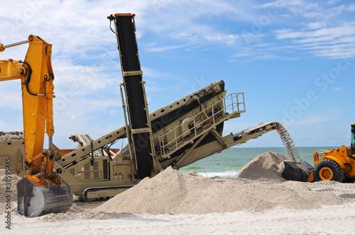 Fotografia, Obraz  Beach Restoration