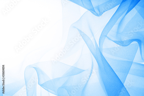 Fotografie, Obraz  Chiffon texture