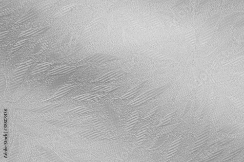 Tuinposter Stof High resolution white fabric texture background