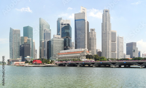 Staande foto Asia land Singapore