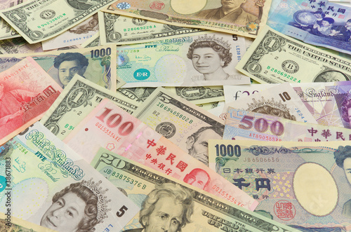 Us Dollars Sterling Pounds Taiwan