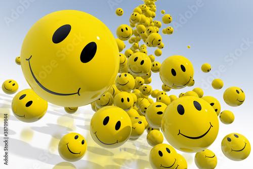 Fotografie, Obraz  Smile
