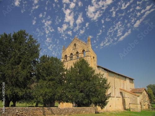 Fotografía Abbaye de Blasimon ; Gironde ; Aquitaine