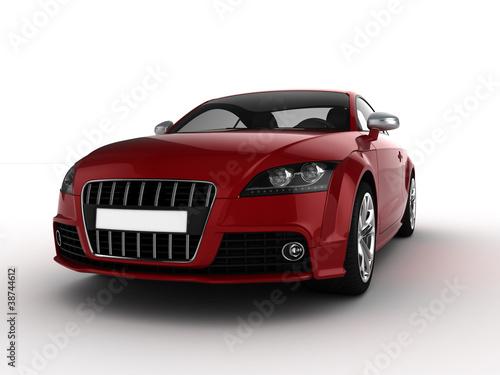 Foto-Doppelrollo - Sport Car (von CenturionStudio.it)