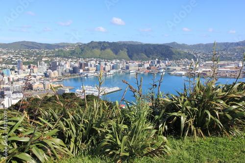 Wellington Neuseeland Hafen