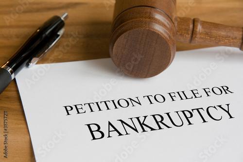 Fotografía Bankruptcy