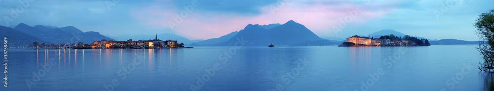 Fototapety, obrazy: Stresa, Isole Borromee