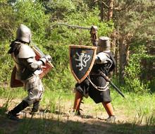 Fighting Knights