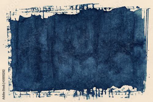 Ink texture Billede på lærred