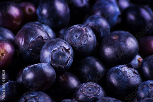 Fototapeta Blueberries obraz na płótnie