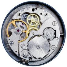 Mechanism Of Old Mechanical Wa...