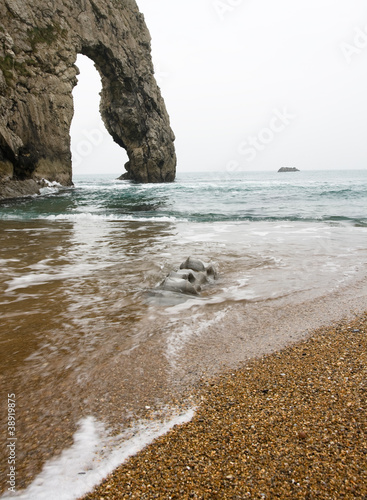 Photo  Durdle Door, Lulworth Cove