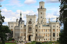 Hluboka Castle