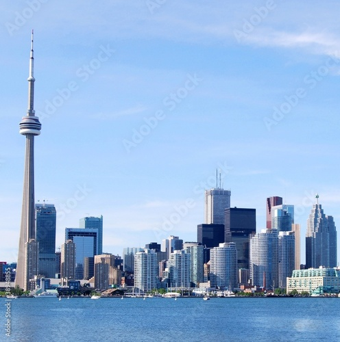 Photo  Downtown Toronto Skyline, Canada