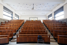 Classroom Of Farmacology In Padua's University