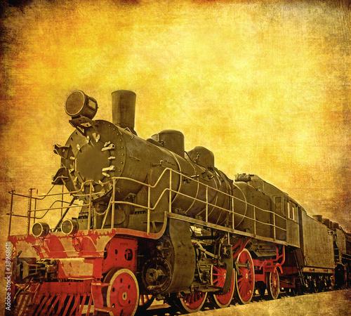 stara-lokomotywa-parowa