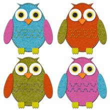 Felt Owl Set