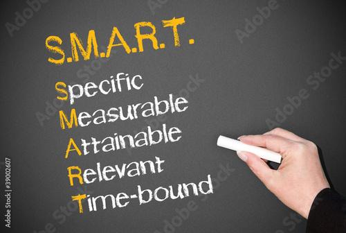 Photo  SMART - Business Concept