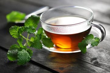 Fototapeta Herbata Teetasse
