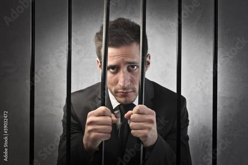 Fotografia, Obraz  Guilty businessman