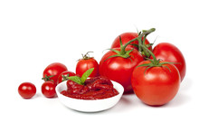 Tomatoes And Tomato Paste
