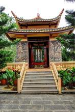 Pagode Bouddha Vietnam Dalat