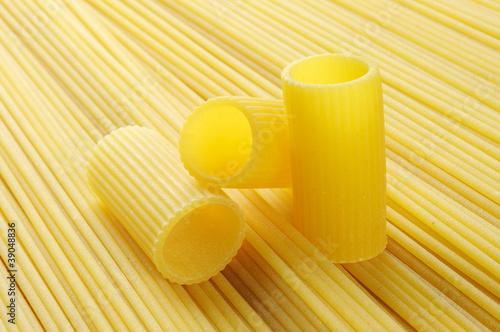 Fotografie, Obraz  Rigatoni e spaghetti di Gragnano