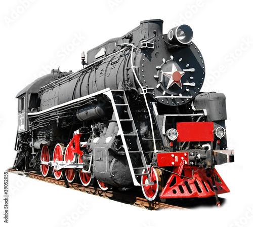 parowa-lokomotywa-na-bialym-tle