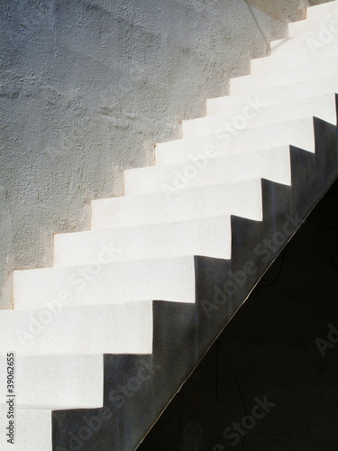 Foto op Plexiglas Trappen Outside stairs