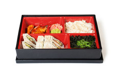 Japanese Meal In A Box (Bento)