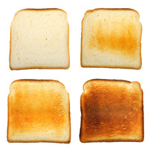 Set Of Toast