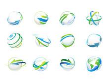 0112 Sphere Icons