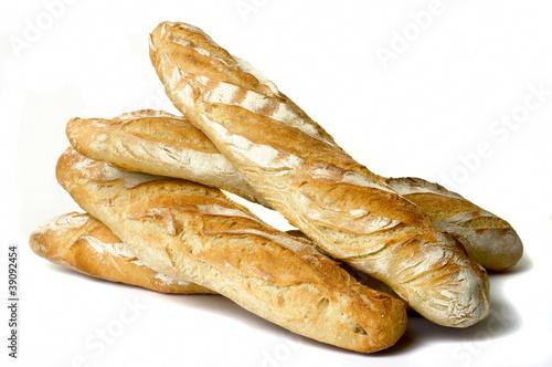 Valokuva  La baguette de pain