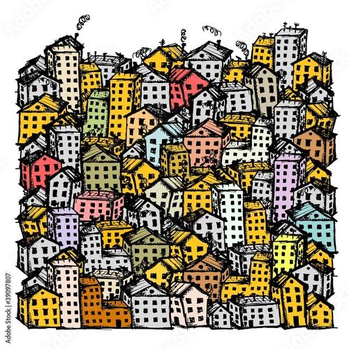 miasto-szkic-tlo-dla-swojego-projektu