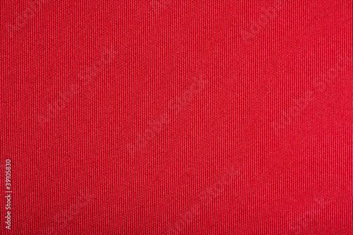 Fényképezés  red canvas texture