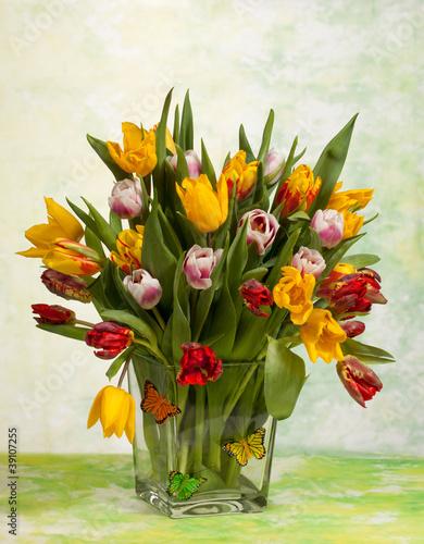 bukiet-tulipanow