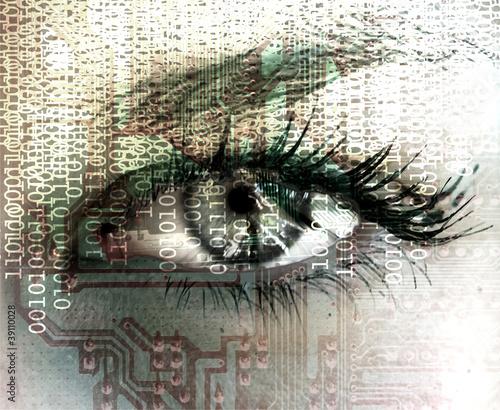 Ojo cibernético