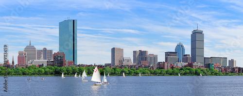 Valokuva  Urban City skyline panorama
