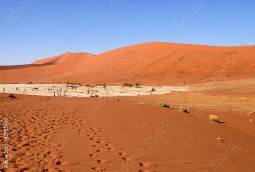 Canvas Prints Cuban Red désert de Namibie15
